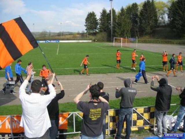 Роковини по Прикарпатському футболу - изображение 1
